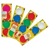 FUN-DOH Refill Isi 4 warna [28003] - Clay and Dough